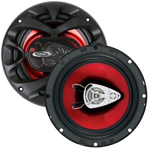 BOSS AUDIO CH6530 Chaos Exxtreme 6.5 - 300W