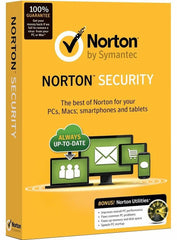 Norton Security with Norton Utilities