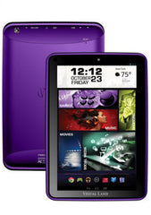 "Visual Land - Prestige Elite - 8"" - 8GB - Purple"