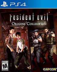 Resident Evil: Origins Collection - PlayStation 4