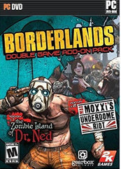 Borderlands Double Game Add-On Pack