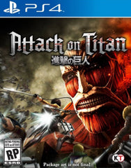 Attack on Titan - PlayStation 4