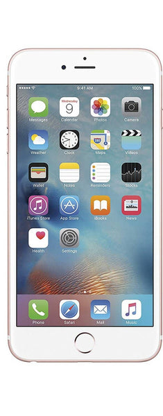 Apple iPhone 6S Plus 32 GB Unlocked, Rose Gold