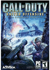 Call of Duty: United Offensive Expansion Pack - PC (Deluxe)