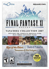 Final Fantasy XI: The Vana'diel Collection 2007 - PC