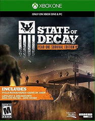 State of Decay Year One - Xbox One