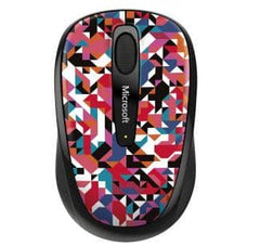 Microsoft Wireless Mobile Mouse 3500 Geometric