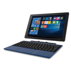 "RCA Cambio 10.1"" 2-in-1 Touchscreen Tablet PC - Blue"