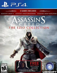 Assassin's Creed® The Ezio Collection - PlayStation 4