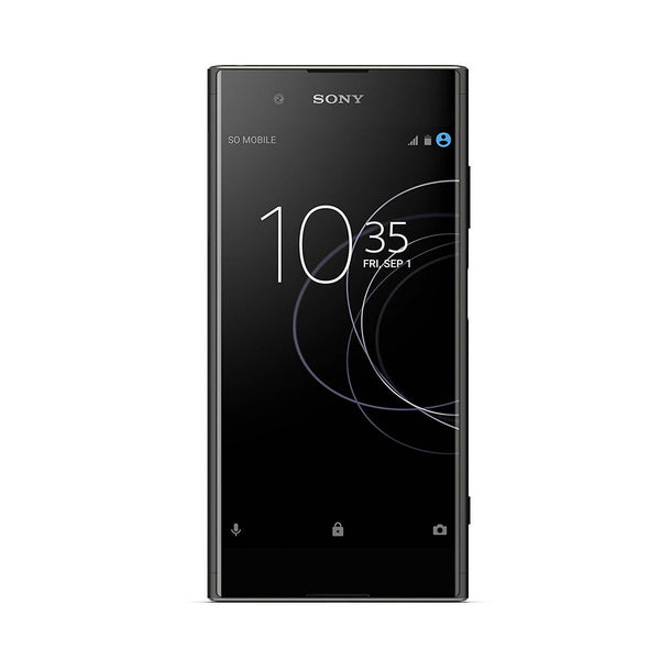 "Sony Xperia XA1 Plus - Unlocked Smartphone - 5.5"", 32GB - Black"