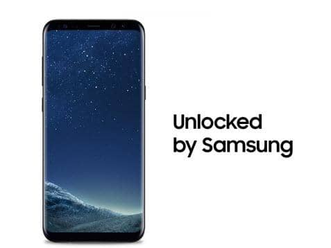 Samsung Galaxy S8 Unlocked 64GB - US Version (Midnight Black)
