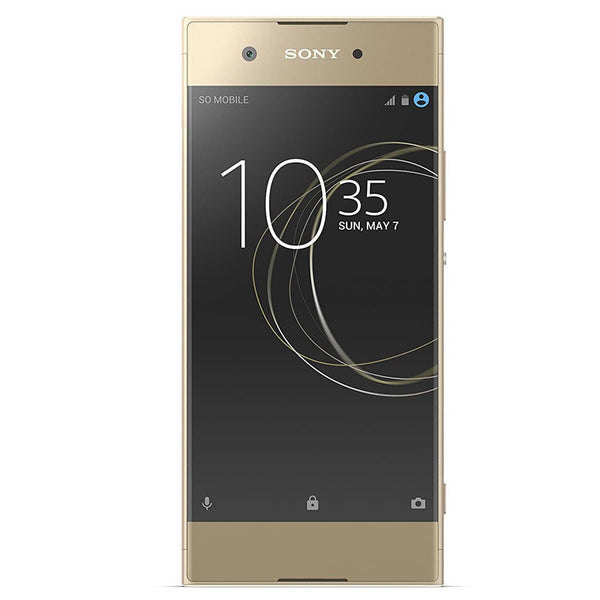 Sony Xperia XA1 - Unlocked Smartphone - 32GB - Gold (US Warranty)
