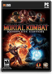 Mortal Kombat Komplete Edition - PC