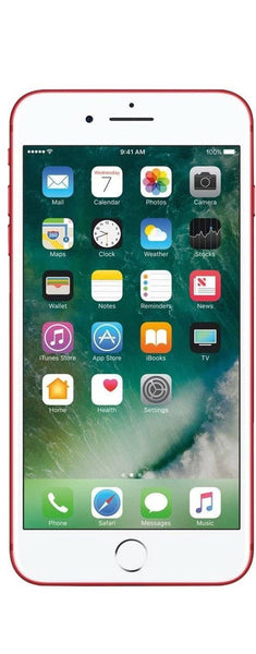 Apple iPhone 7 128 GB Unlocked, Red US Version