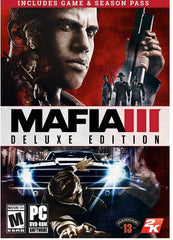Mafia III Deluxe Edition - PC