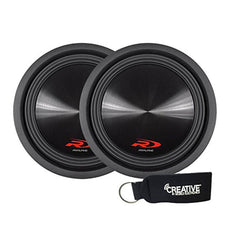 "Alpine SWR-12D2 12"" Subwoofer Bundle"