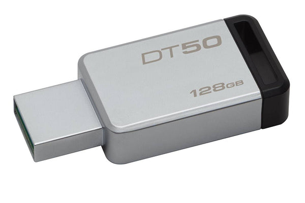 Kingston Digital 128GB USB 3.0 Data Traveler 50