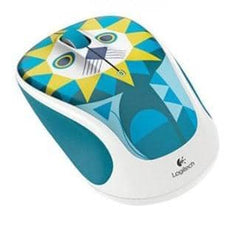 Logitech - M325c Optical Mouse - Lion
