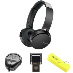Sony XB Series Wireless Bluetooth Headphones