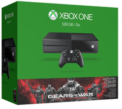 Xbox One 500GB Console - Gears of War Bundle