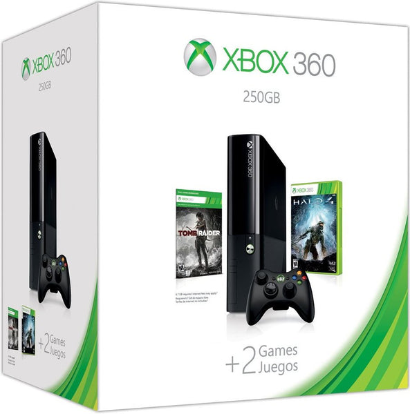 Xbox 360 E 250GB Holiday Value Bundle
