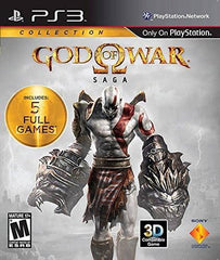 God of War: Saga Collection - PS3
