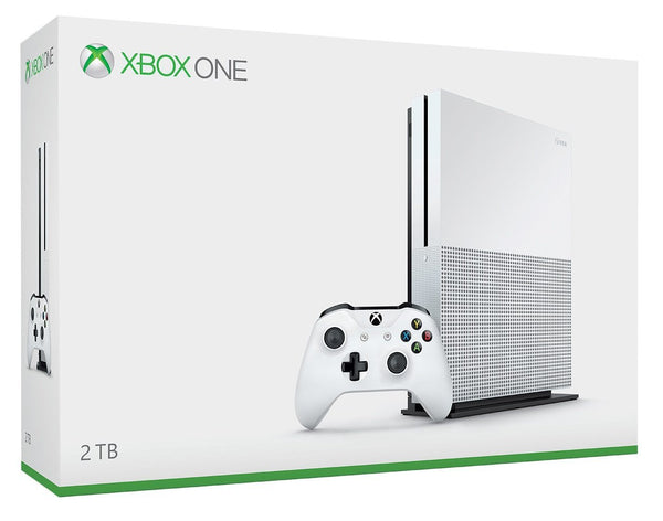 Xbox One S 2TB Console - Launch Edition