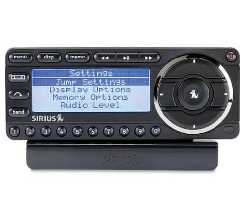 Audiovox Sirius ST5TK1R Starmate Plug and Play with Vehicle Kit