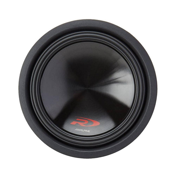 "Alpine SWR-12D2 Type-R 12"" Subwoofer with Dual 2-ohm Voice Coils"