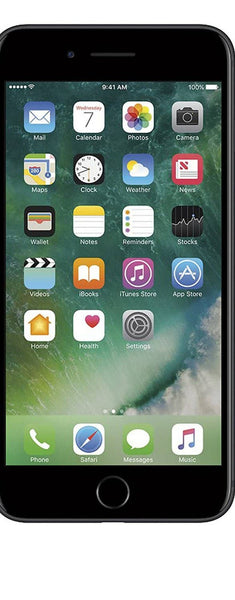 Apple iPhone 7 Plus 256 GB Unlocked, Black US Version