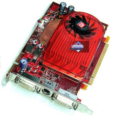 AMD ATI Radeon HD 3650 512MB Graphics Card PCIe DVI