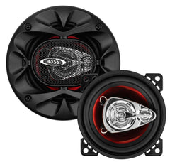 BOSS AUDIO CH4230 Chaos Exxtreme 4""