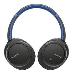 Sony MDRZX770BT Bluetooth Stereo Headset - Blue