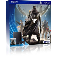 PlayStation 3 - Destiny Bundle - 500GB