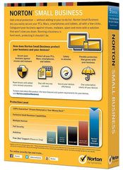 Norton Small Business - 5 Device Key Card