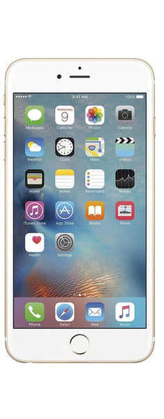 Apple iPhone 6s Plus Unlocked GSM 4G LTE Smartphone with 12MP Camera, 32 GB (Gold)