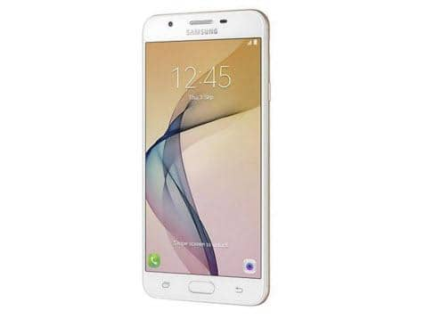 "Samsung Galaxy J7 Prime (32GB) G610F/DS - 5.5"" Dual SIM Unlocked - Gold"