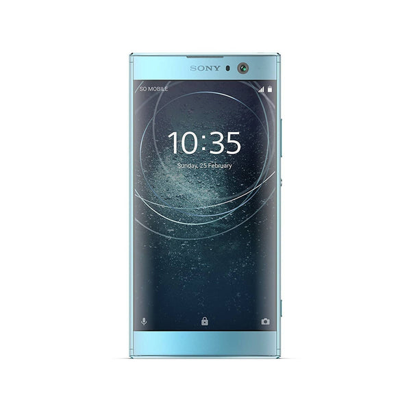 "Sony Xperia XA2 Factory Unlocked Phone - 5.2"" Screen - 32GB - Blue (U.S. Warranty)"