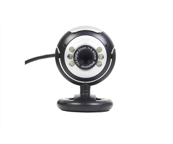Generic U19-A Night Vision Webcam 12.0MP, Microphone Built In