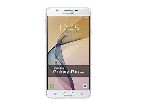 Samsung Galaxy J7 Prime Factory Unlocked Phone Dual Sim - 32GB -Pink Gold