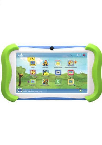 Sprout Channel - Cubby Kids Tablet - 7