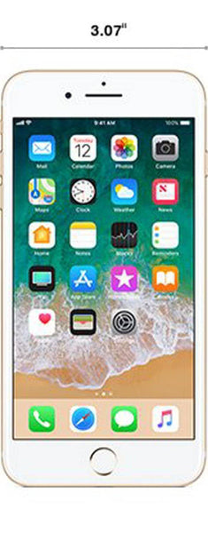 Apple iPhone 7 256 GB Unlocked, Gold US Version