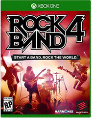Rock Band 4 GAME ONLY