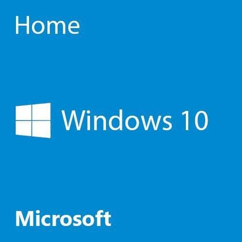 Microsoft Windows 10 Home Premium 32 Bit OEM Disc