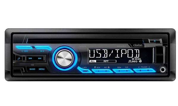 Clarion CZ205 CD/USB/MP3/WMA Receiver