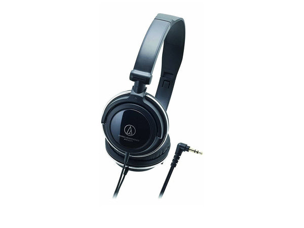 Audio Technica ATH-SJ11 Audio Headphones - Black