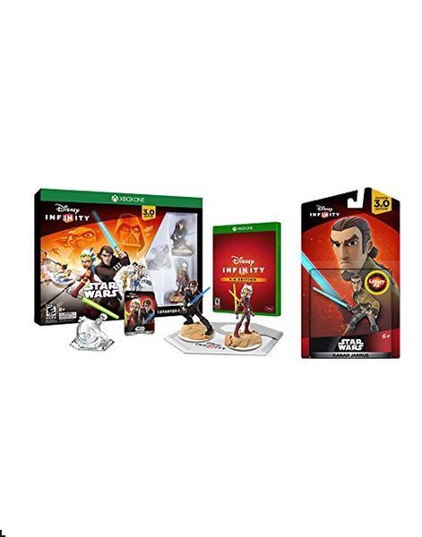 Disney Infinity 3.0 Edition Starter Pack Bundle - Amazon Exclusive - Xbox One