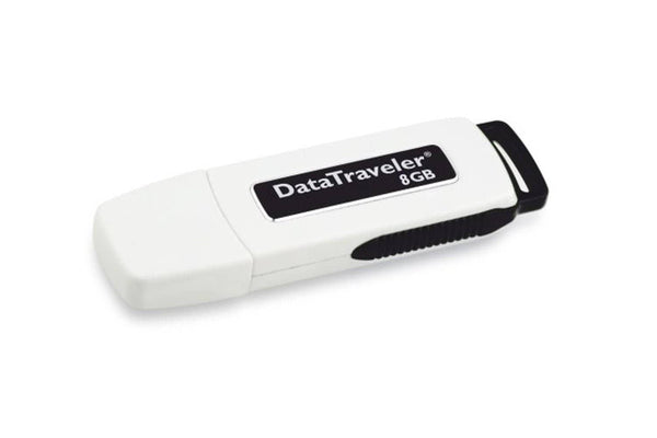 Kingston DataTraveler I - 8 GB USB 2.0 Flash Drive DTI/8GB