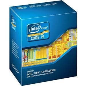 Intel Core i5-4430 Quad-Core Desktop Processor 3.0 GHz 6 MB Cache LGA 1150