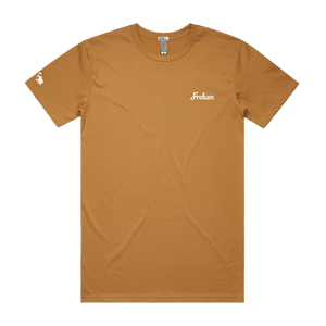 Frekan Series Brown T-shirts | FREKAN, Inc